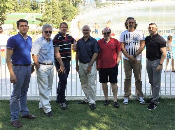 Reunión Junta Directiva 28 de Julio 2017